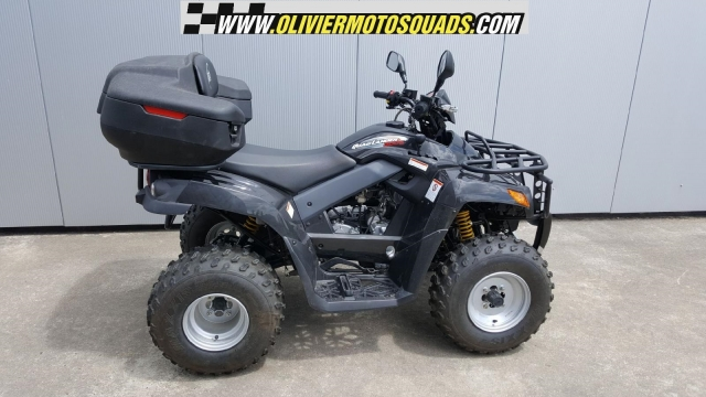 a few days away cheapest arriving QUAD 300 SYM QUADLANDER